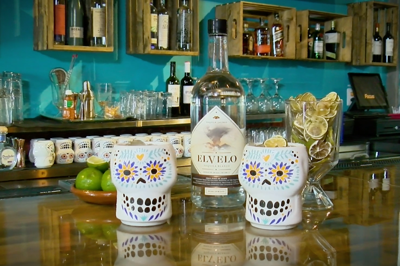 ElVelo Margarita Tutorial at Malinche with Steve Wood
